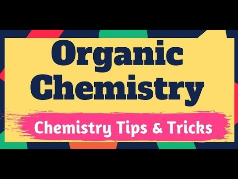 organic chemistry class 12 road map and tips