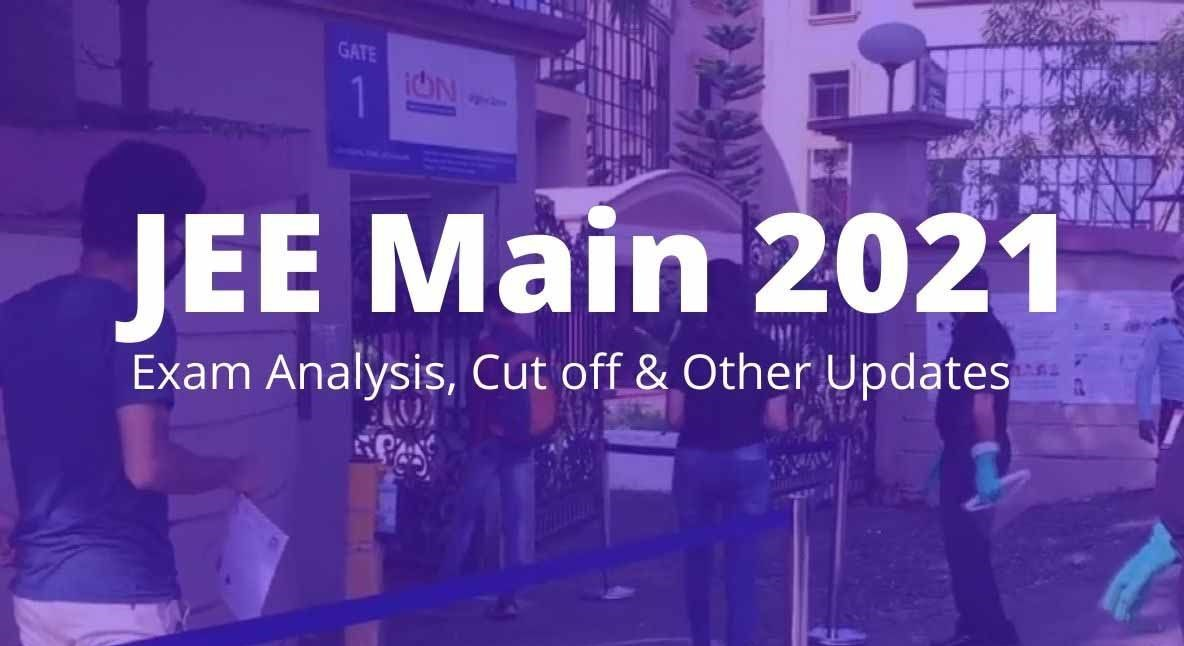 jee mains 2021 analysis