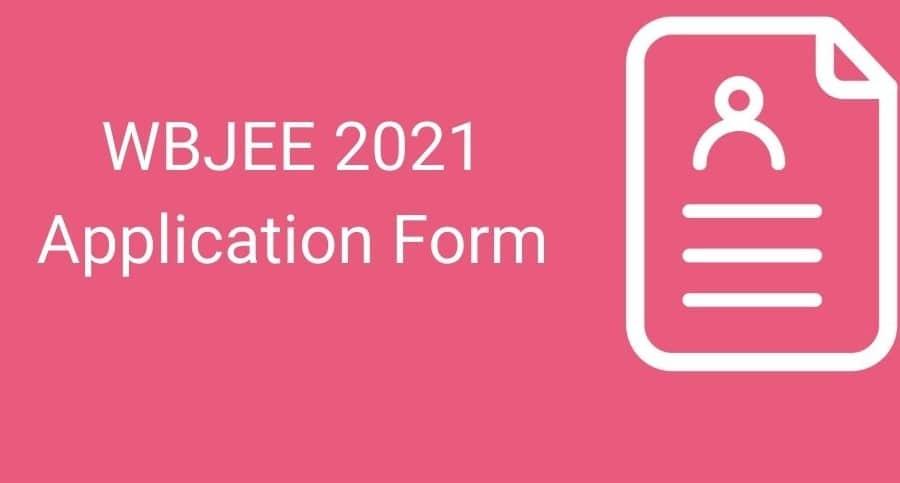 wbjee 2021 application form adarsh barnwal
